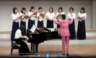 女声合唱の「コーロ・アレグロ」です
