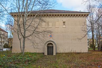 Der Bunker Eiswaldtstraße