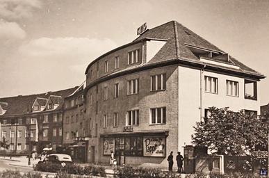 Das Kino Lida am Breitenbachplatz.
