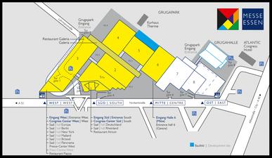 Informationen zur SPIEL'18 in Essen