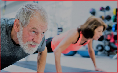 Learning to age healthy