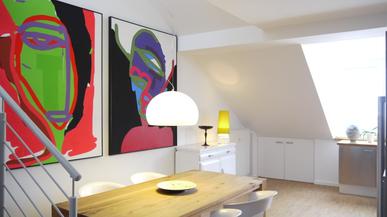 Essbereich, dining room