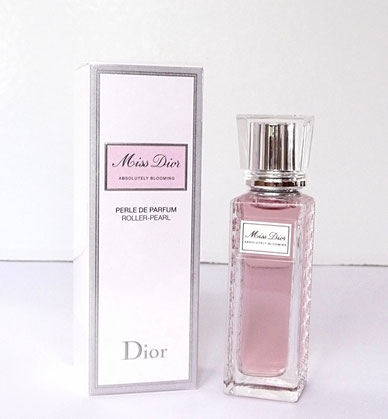 2018 - MISS DIOR ABSOLUTELY BLOOMING : ROLL'ON PERLE DE PARFUM