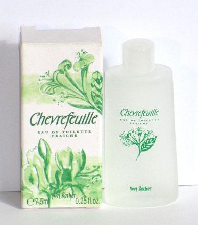 CHEVREFEUILLE - EAU DE TOILETTE FRAÎCHE 7,5 ML - BOÎTE DIFFERENTE