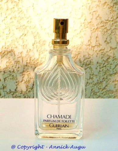 CHAMADE - VAPORISATEUR PARFUM DE TOILETTE 75 ML