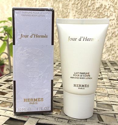 JOUR D'HERMES - LAIT PARFUME POUR LE CORPS 30 ML