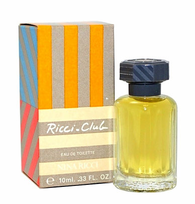 RICCI-CLUB - MINIATURE EAU DE TOILETTE 10 ML