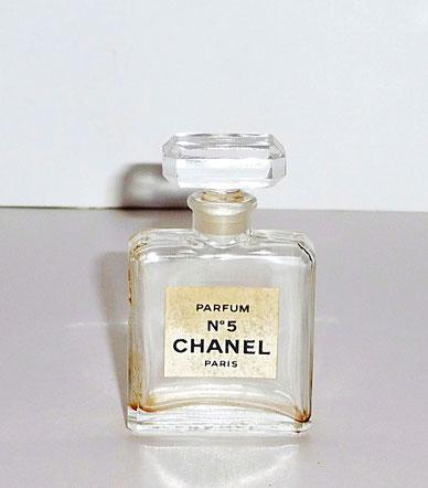 CHANEL FLACON ANCIEN - N° 5 PARFUM - 14 ML