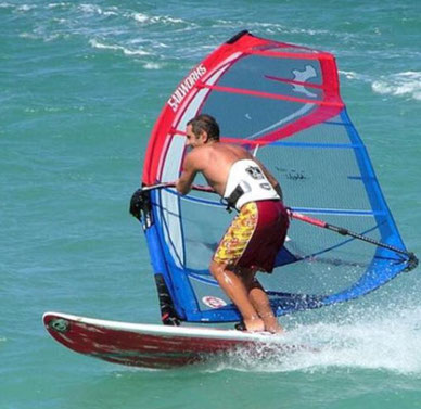 Watersport Windsurfing