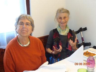 Unsere Gäste, Käthi, Lotti und Ruth