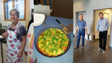 Atelier cuisine du 17-09-2015
