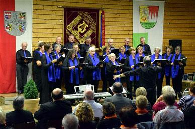 Gruppenchorkonzert in Sulzheim - 2019