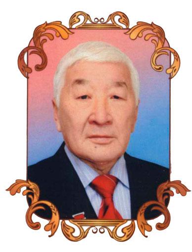 Лим Егорович Слепцов