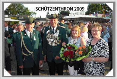 2009 Wilhelm Meyer zu Lösebeck und Kerstin Igelmann