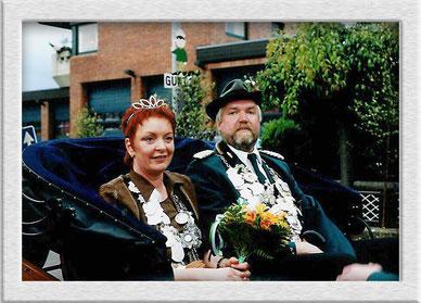 2004 Helmut Waldkötter und Christel Wegner
