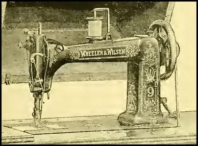 1888 The Sewing Machine Gazette