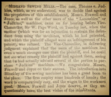 Leicestershire Mercury - 8 August 1857