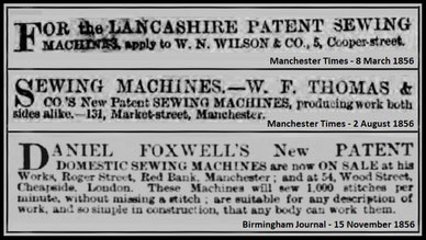 Manchester Times - 8 March 1856