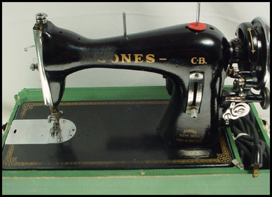 JONES EST. 1859 MADE IN ENGLAND  # R 61.377  - 1952