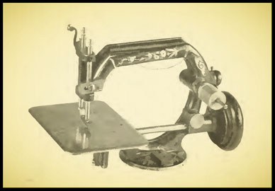 from The Invention of the Sewing Machine