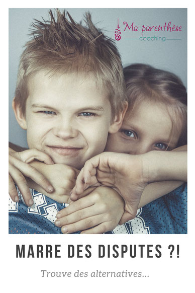 disputes enfants alternatives conflits gestion