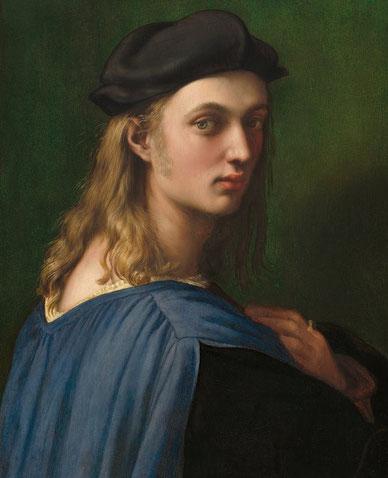 Самые известные картины Рафаэля - Портрет Биндо Альтовити
