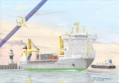 Heavy Lift Vessel Regine, Klasse 176