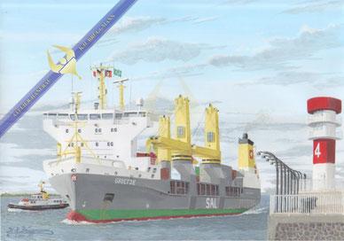 Heavy Lift Vessel Grietje, Klasse 161a
