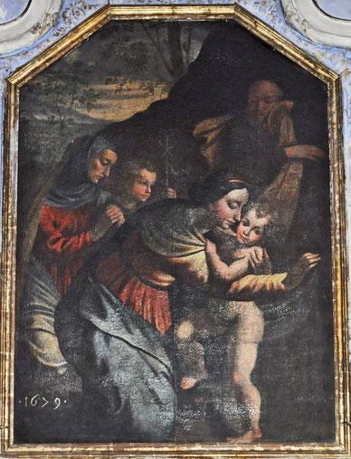 Volpajola - Eglise de l'Annonciation