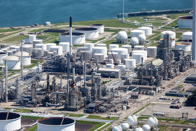 Refineries: Your competent partner for shutdowns of all sizes