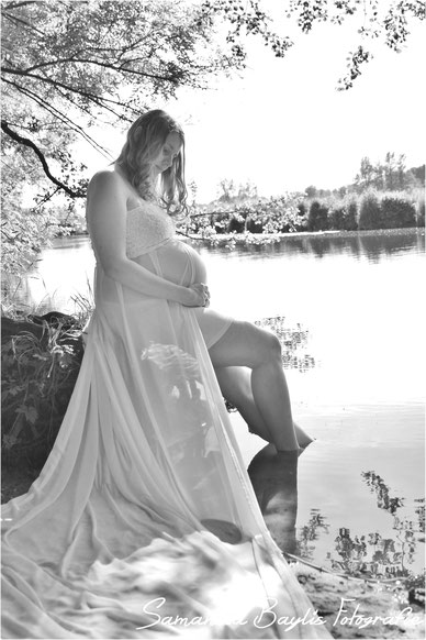 Schwangerschaft Shooting Samantha Baylis Fotografie