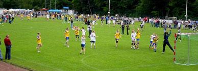 Bergmann Cup 2004 mit 750  Gästen.