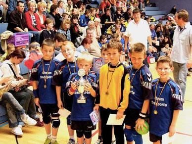 "F1- Jugend gewinnt ""Meister- Cup"" des Wuppertaler SV"