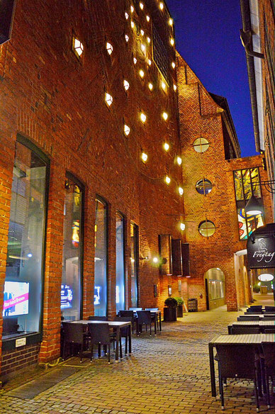 Bremen - Sonntagnacht in der City 22