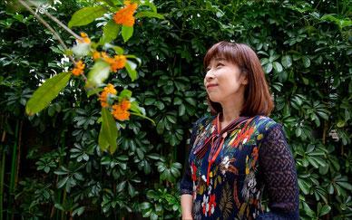 marron seminar 2月講師 日本メンタルヘルス協会公認カウンセラー柿澤 一二美さんVol.1 亡くなった父が残してくれた「褒めの言葉」