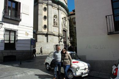 Barrio de los Austrias.