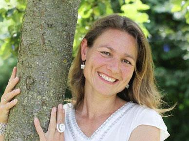 Wortwechsel in violett; Gerlinde Berger; Talkshow für Weltverbesserer