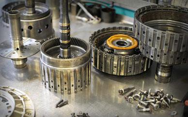 Instandsetzung von Automatikgetrieben BMW und MINI - ATR GmbH
