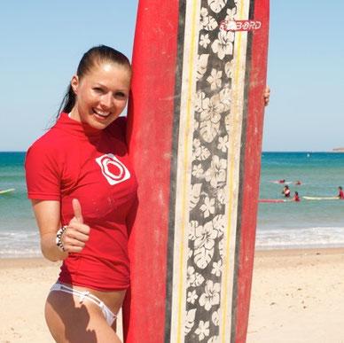 Surfboard rental Conil