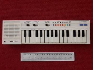 Mi Casio PT-1 Electronic Musical Instrument