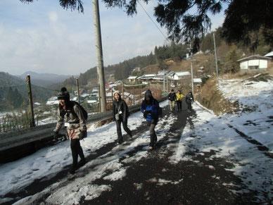 伊勢街道を歩き日本一のパワースポットへ