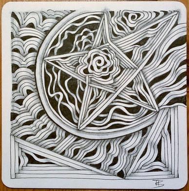 duotangle: diva dance and auraknot