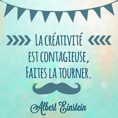 la creativité est contagieuse