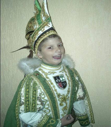2004 / 2005 Kinderprinz Dhyan I. (Serotzki)