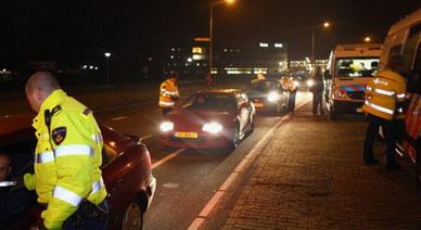 controles de police en hollande