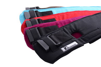 Mit dem Huckepack Hüftgurt kannst du deinen Onbuhimo in einen Full Buckle umwandeln.