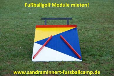 Fussballgolf Module mieten Kinderanimation Eventmodule Verleih Torwand mieten Frankfurt Tischkicker kaufen Menschenkicker Fussballmodule