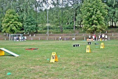 Eventmodule Fussballgolf mieten Karben Bad Homburg Eschborn Steinbach Rosbach Florstadt Reichelsheim Echzell Altenstadt Nidderau Bürogolf spielen mit Fussball Golf Modulen Teamevent Fussball Golf Anlagen