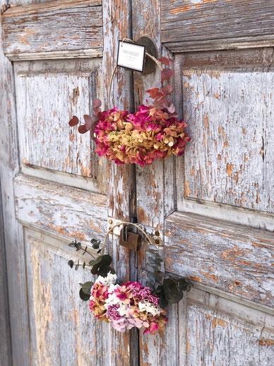 Aro flor preservada