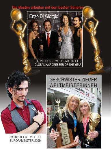 Weltmeister-Europameister